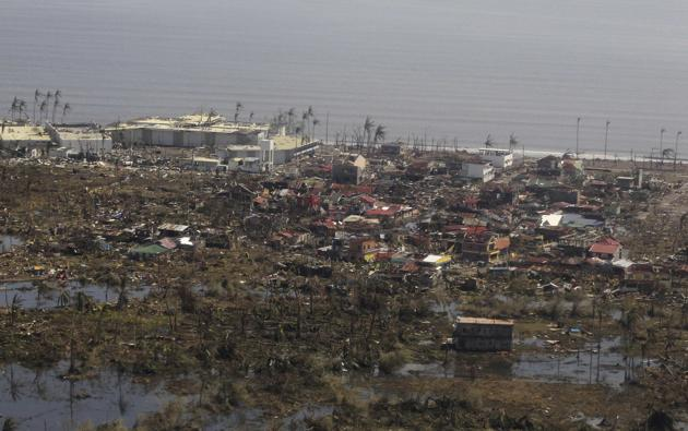 Typhoon Haiyan; By the Numbers