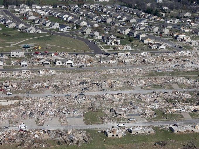 67 Tornadoes