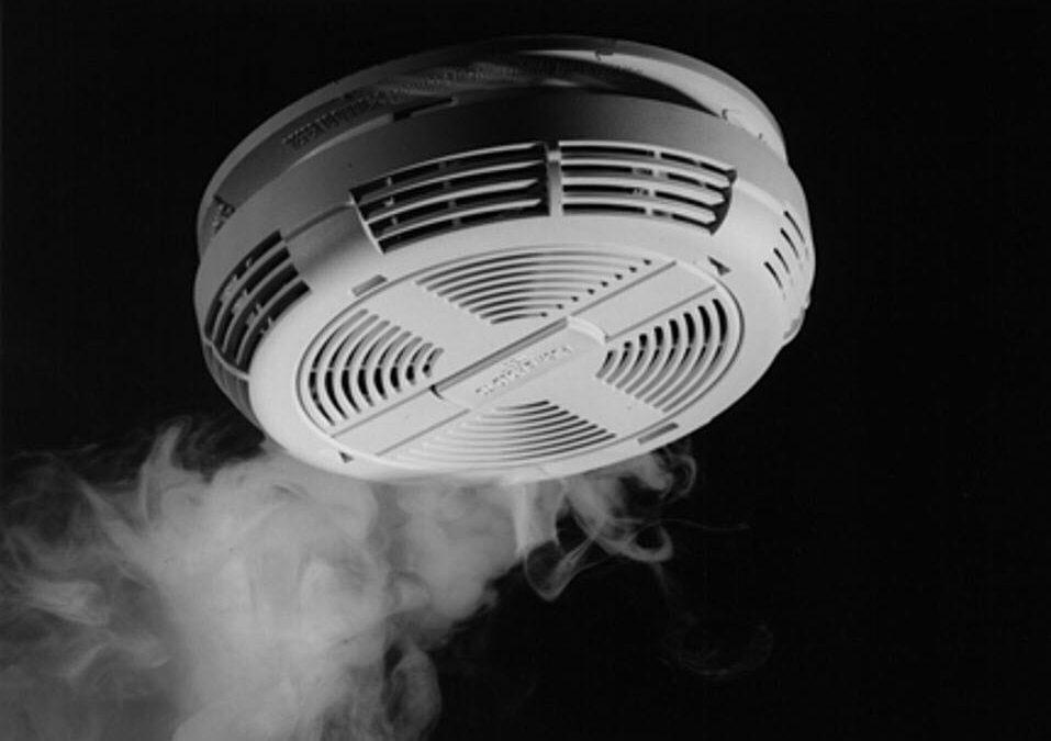 Check Your Smoke Detector Batteries