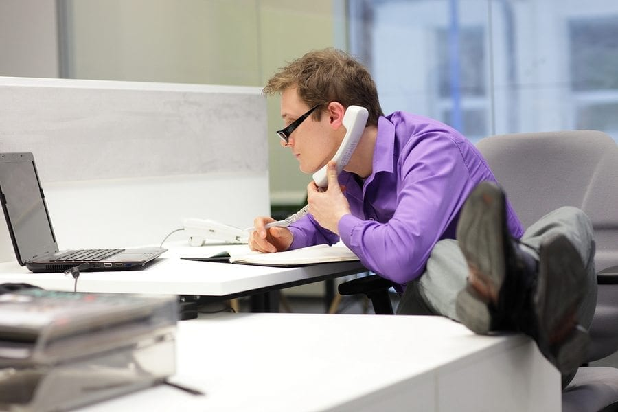 Are Your Office Workers Practicing Proper Ergonomics?