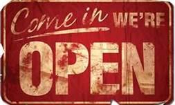 open sign 10302012 1 - Office Open ... Sorta