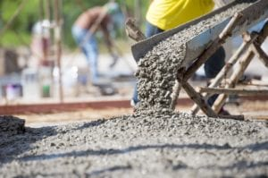 It's Only Concrete…