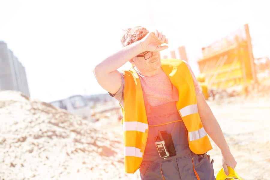 Helping Construction Workers Beat The Heat