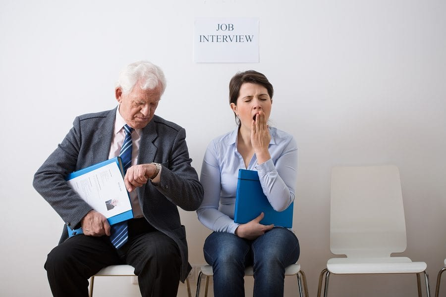 Coping With Age Bias When Looking For a Job