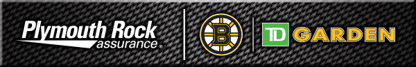 Bruins and Plymouth Rock 10032018 - Boston Bruins Auto Insurance Program!