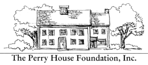 Fall Fundraiser for the Perry House coming soon!